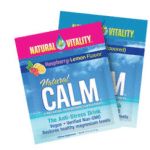 natural calm vitality free sample