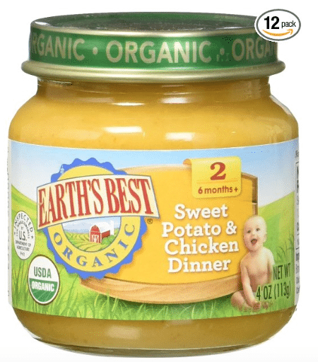 25 Off Earths Best Ellas Kitchen Formula And Baby Toddler