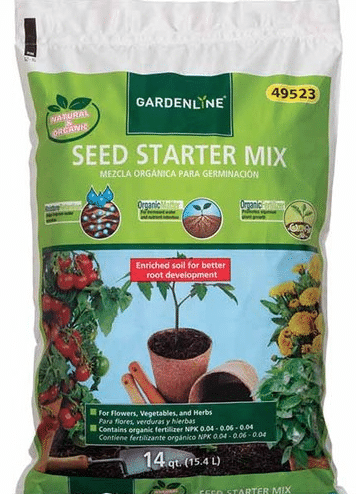 Aldi Hot Price On Organic Seed Starter Mix All Natural