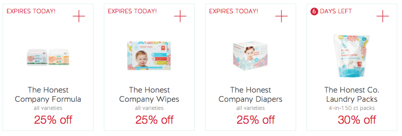 honest company coupons january 2019