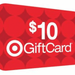 free $10 target gift card with $50 grocery purchase