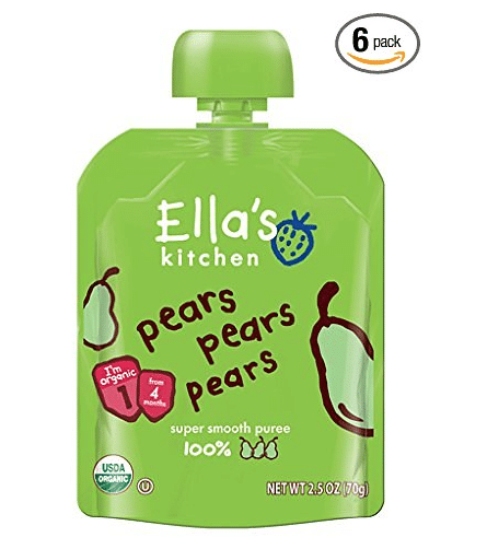 Clip 20% off Ella's Kitchen products coupon. Choose Subscribe and Save for 15% off and FREE shipping (when you order 5+ S&S items in ...