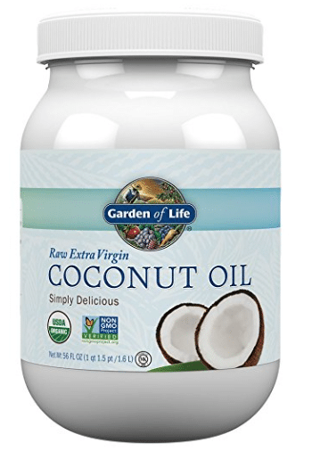 Amazon Has A New Coupon That Makes For A Great Price On Organic, Extra  Virgin Coconut Oil! Garden Of Life ...