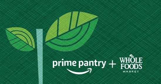 Whole Foods 365 Brand Available on Amazon for Amazon Prime