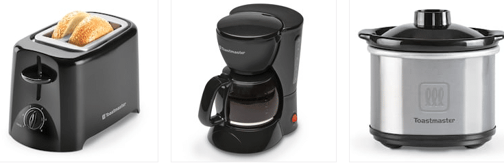 Hot Toastmaster Kitchen Products 4 99 After Rebate At
