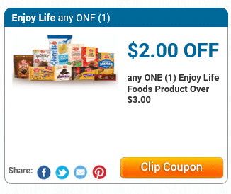 image regarding Gluten Free Coupons Printable identify 5 Printable Get pleasure from Everyday living Merchandise such as clean $2 Coupon