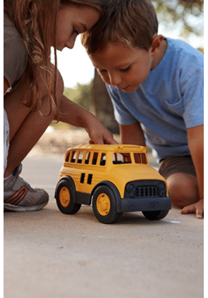 Green Toys School Bus Lowest Price Ever On Amazon Lower Than Black