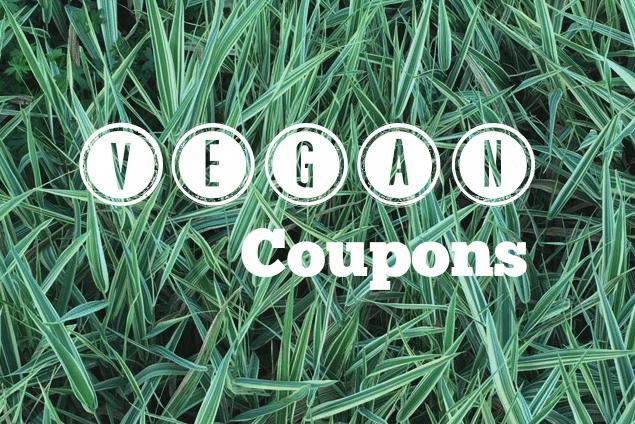 Vegan Printable Coupons All Natural Savings