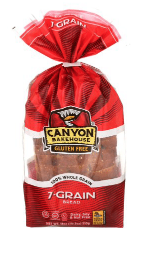 Rare $1 Canyon Bakehouse Gluten Free Coupon- $2 98 Bread at Walmart