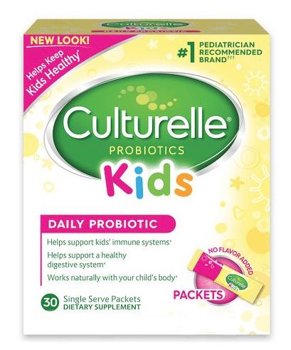 New $5 Culturelle Probiotics Coupon- $2 29 a Box at Target (reg  $16