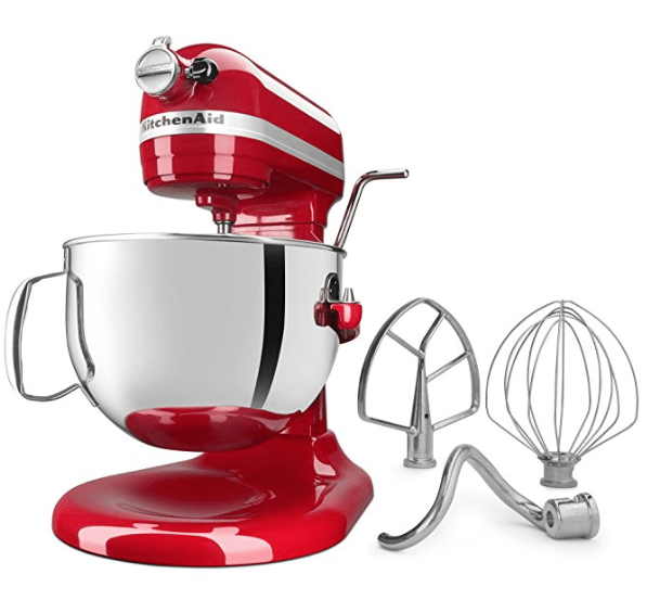Kitchenaid Professional 6 Qt Mixer Deal Of The Day On