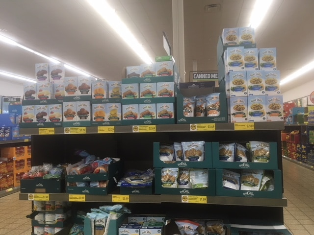 Aldi: LiveGfree Gluten-free Current Price and Product List