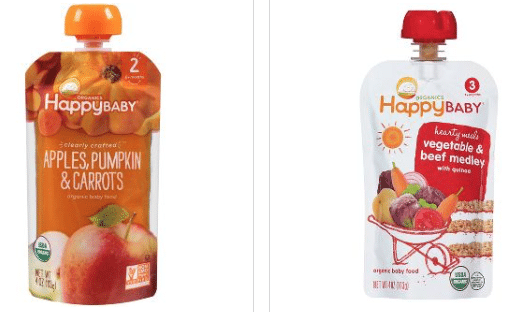Coupon: Organic Baby & Tot Pouches | Happy Family Organics