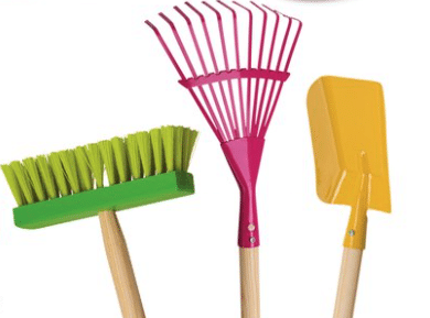 Kids Garden Tools On Special Buy At Aldi All Natural Savings