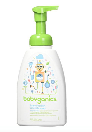 photograph relating to Babyganics Coupon Printable referred to as 11 Refreshing BabyGanics Coupon codes upon Amazon- $3.39 Bottle Cleaning soap and