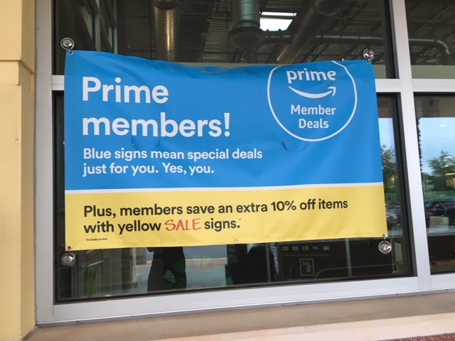 My Experience With The New Amazon Prime Discounts At Whole Foods Market All Natural Savings