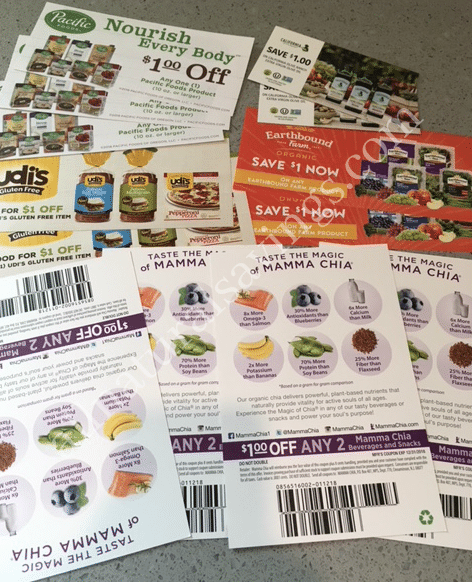 Manufacturer Coupons Mail >> Over 100 Companies That Send Free Natural Organic Coupons And