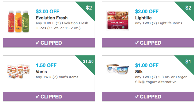 Tons Of New Natural Organic Coupons Silk Evolution Fresh Van S Field Roast Lightlife And Many More All Natural Savings