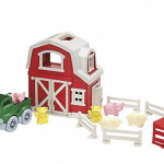 green toys farm playlet