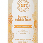honest bubble bath