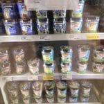Ben & Jerrys' ice cream target