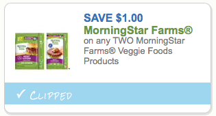 MorningStar Farm coupon