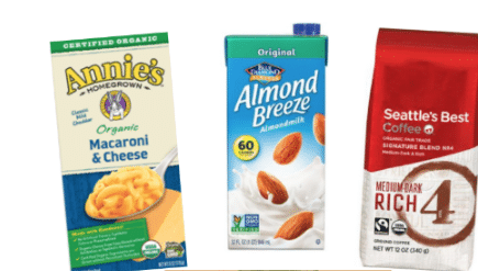New Organic Coupons 8/28