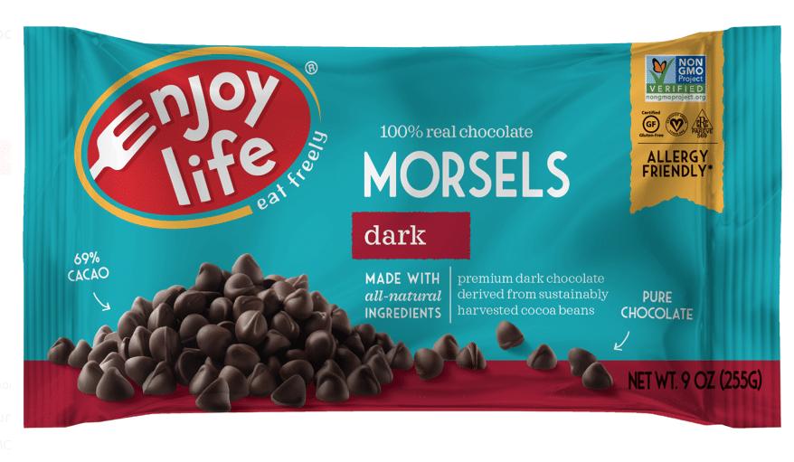 Enjoy Life chocolate chips