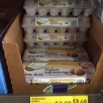 Aldi organic eggs