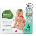 Seventh Generation diapers coupons