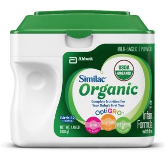 Similac Organic Formula