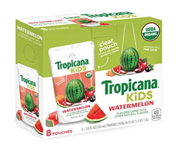 Tropicana Organic Coupon