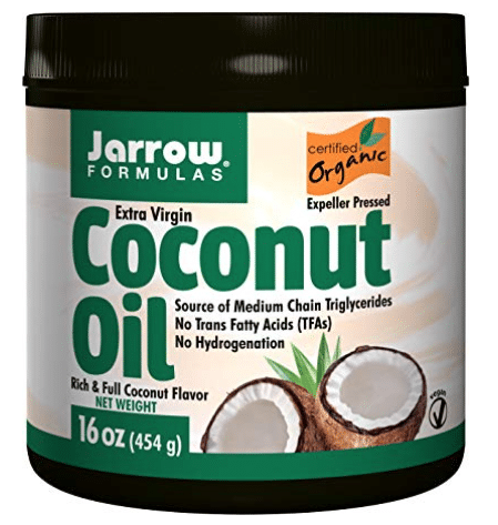 Jarrow organic coconut oil coupon