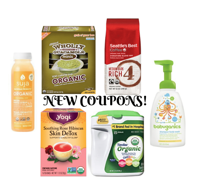 Natural, Organic & Healthy Coupons