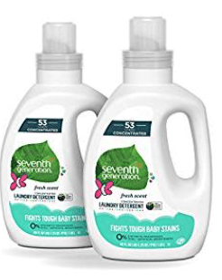 Seventh Genration laundry coupon