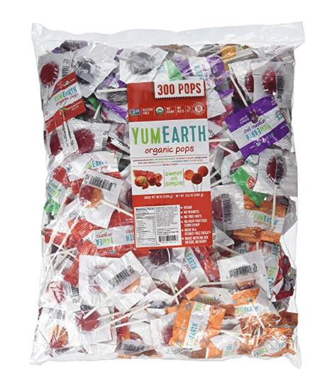 YumEarth Organic Candy