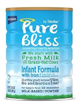 Pure Bliss Formula Coupon