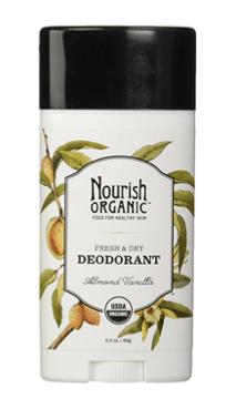 Nourish deodorant coupon