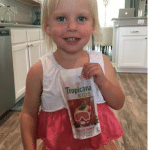 Tropicana organic juice