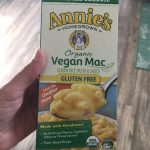 Annie's vegan gluten free Mac review cheddar