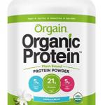 orgain organic vegan protein