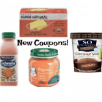 new coupons 10/18