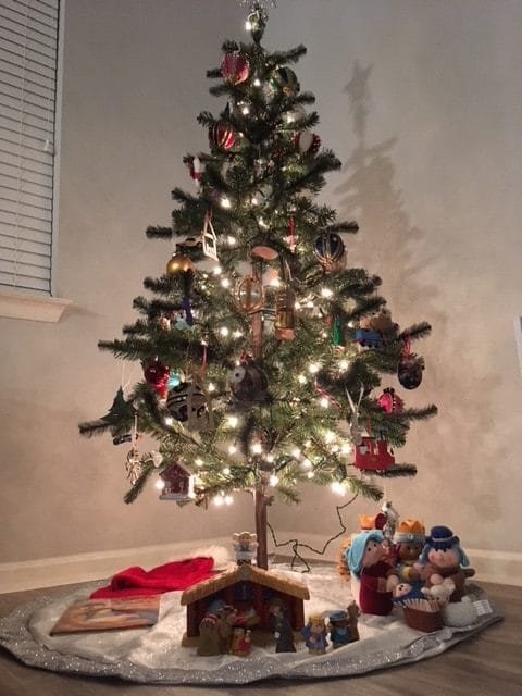 It's nearly impossible to find a non-toxic Christmas tree that isn't doused in toxic flame retardants and made from PVC. I nearly lost hope in finding a ...