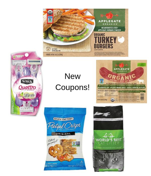 Many New Healthy Printable Coupons All Natural Savings