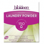 biokleen laundry powder
