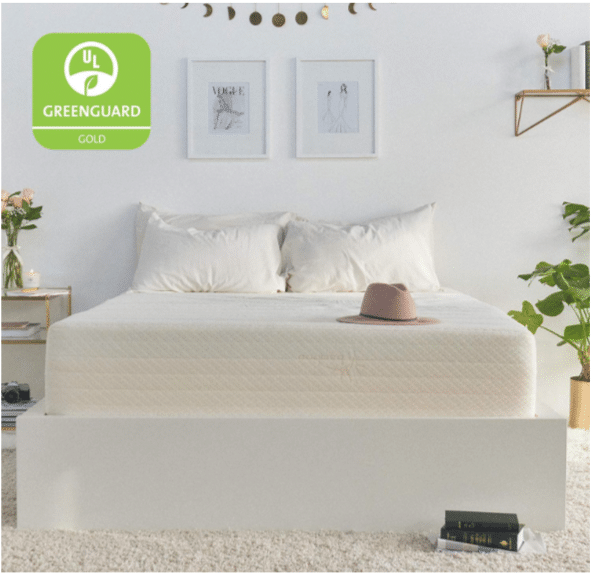 Today Only Greenguard Gold Certified Certipur Mattresses