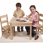 Melissa and Doug table