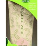 organic wear tinted moisturizer