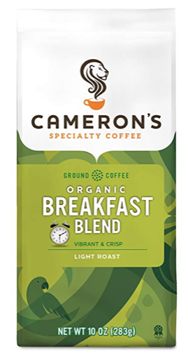 Cameron organic coffee
