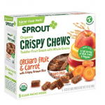 sprout organic fruit snacks